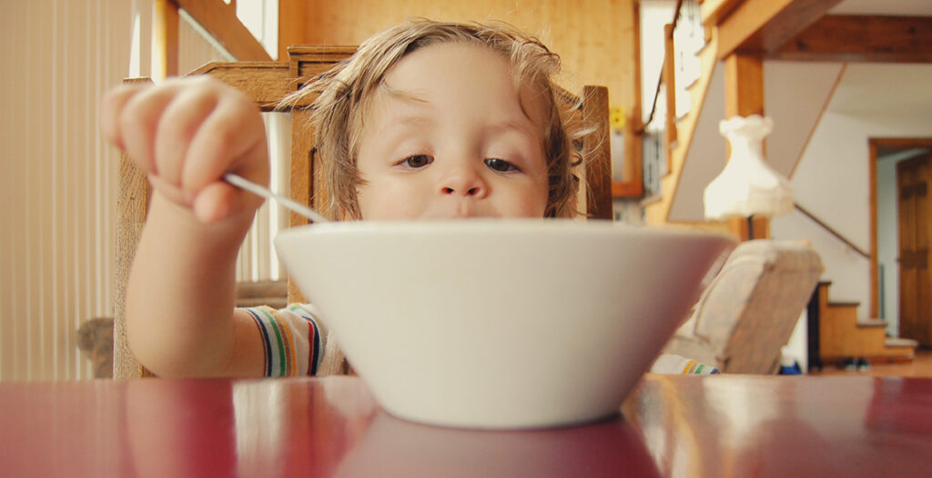 Feeding & Picky Eaters