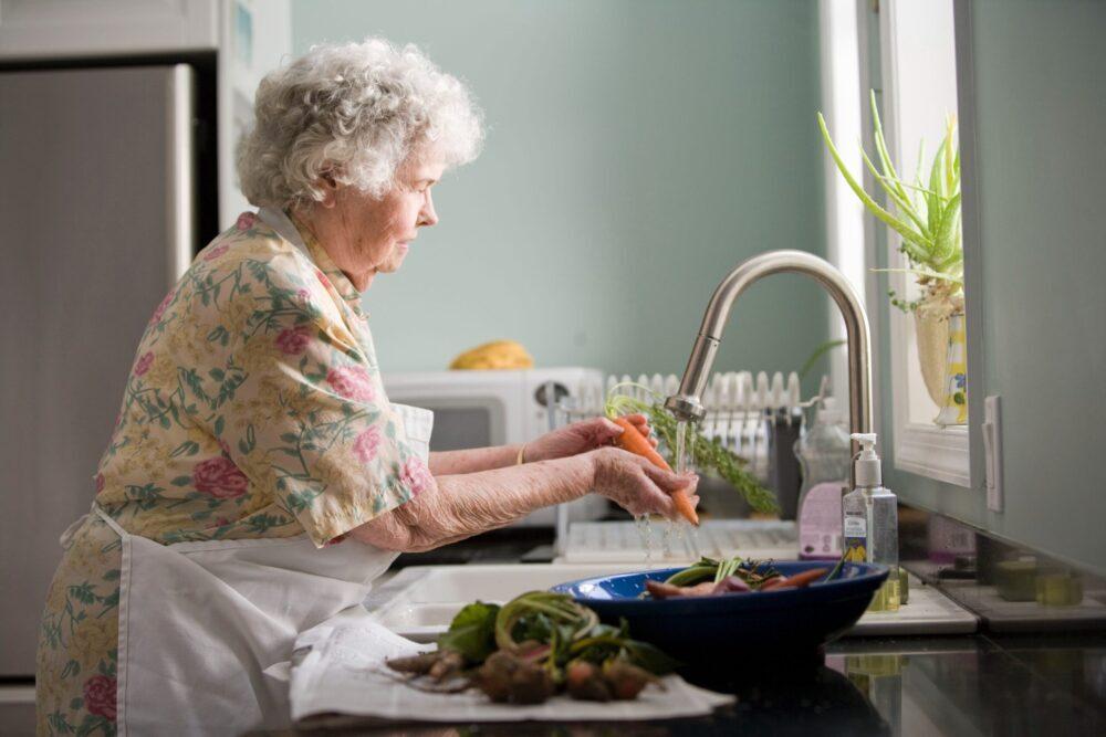adult cooking unsplash