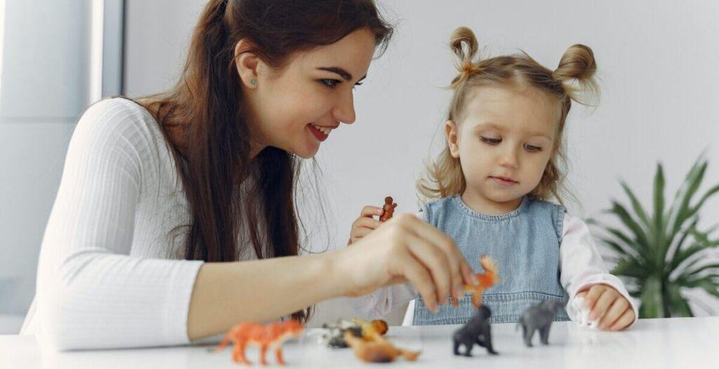 speech therapy child